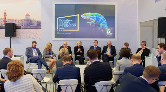 "SPIEF-2017 panel discussion ""Legislative Novels: Barriers or Incentives for Investments"""